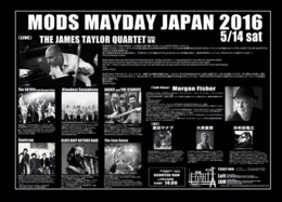MODS MAYDAY JAPAN '16
