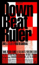 Down Beat Ruler